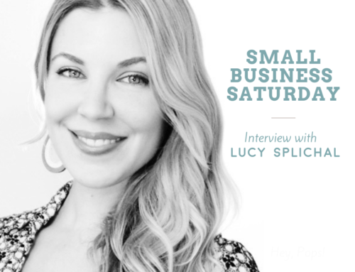 Small Business Saturday Interview with Lucille Splichal, Co-Founder of Cheeky Physique