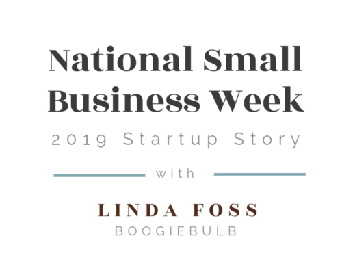 Small Business Week 2019: Startup Story with Linda Foss