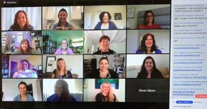 Women in the Business Booster Program at Hera Hub