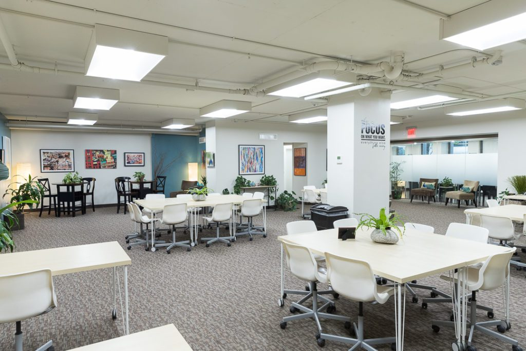 shared office space dc