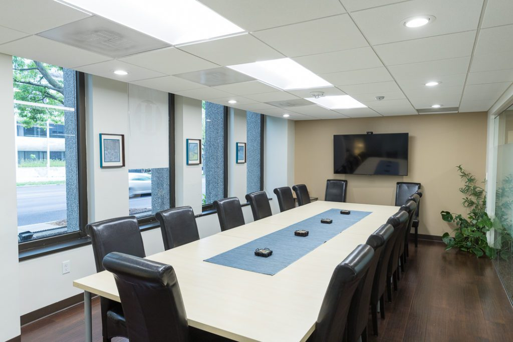 Conference room for rent at Hera Hub DC