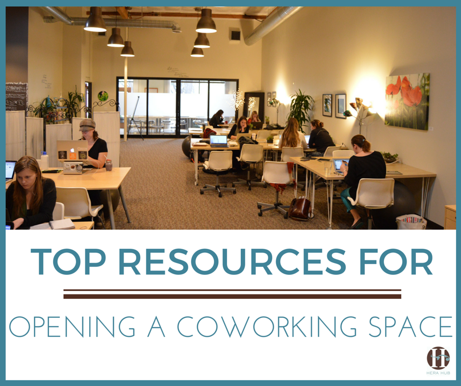 resource list opening coworking space