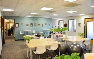 Shared workspace Mission Valley