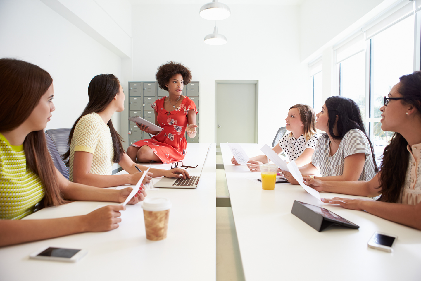 women in the workplace abstract Quietly, many women in the world face an uphill battle at home, at work and on college campuses the battle is sexual harassment the numbers are staggering.