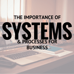 Video The Importance Of Building Systems For Your