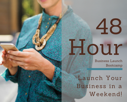 business launch bootcamp weekend