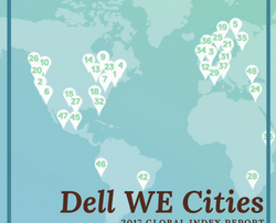 dell we cities 2017 index female entrepreneur