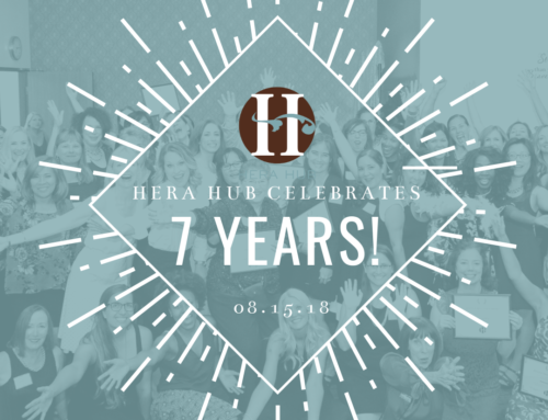 Hera Hub Celebrates 7 Years of Supporting Women in Business