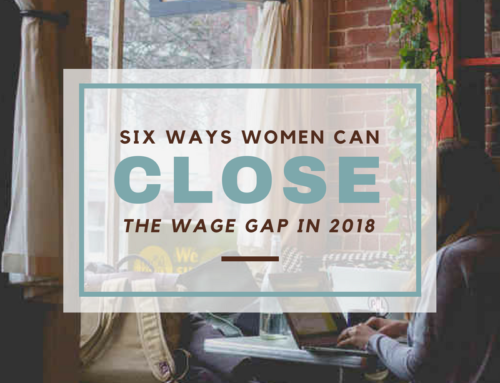 6 Ways Women Can Help Close the Wage Gap in 2018