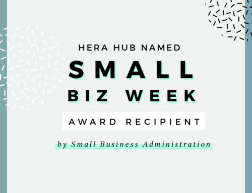 Hera Hub Named Small Business Week Award Recipient by the SBA