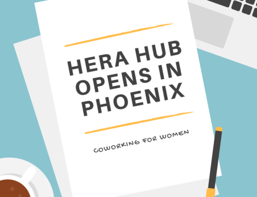 Hera Hub Phoenix, Coworking Space for Women, Opens Doors