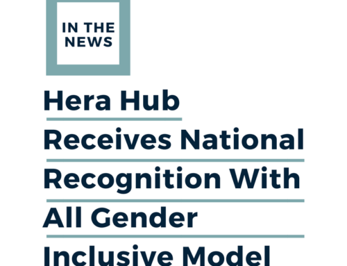 Hera Hub Makes National News With All Gender Inclusion Model