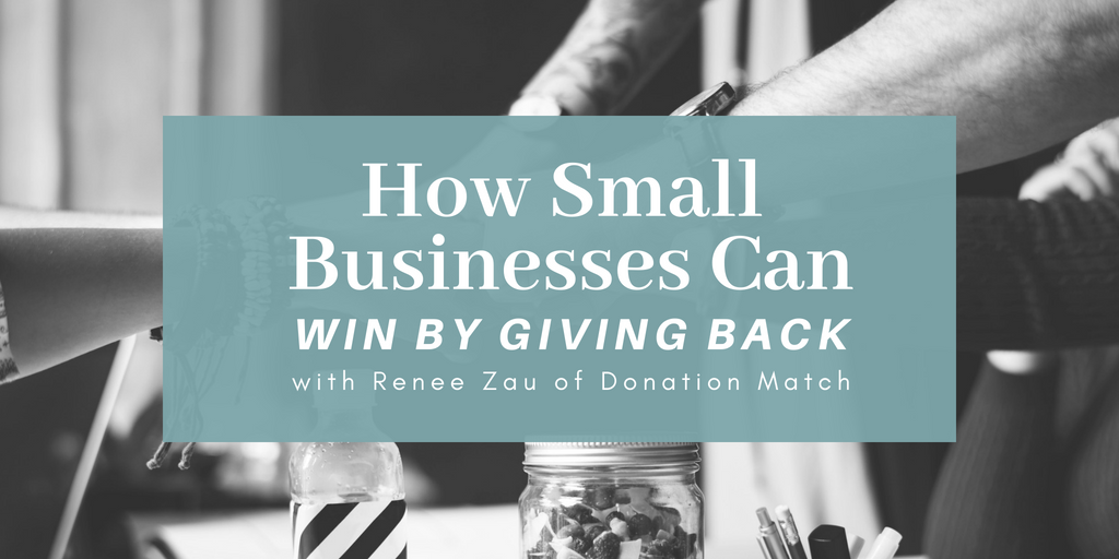 Worldwide Day of Giving | How Small Businesses Can Win By GIving Back