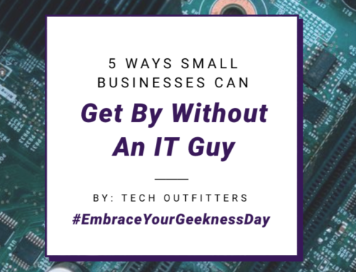 5 Ways Small Businesses Can Get By Without An IT Guy