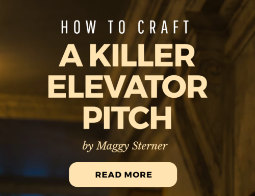 How to Craft a Killer Elevator Pitch – National Talk in An Elevator Day
