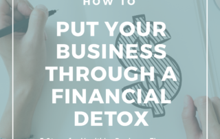 5 Steps for Healthier Business Finances