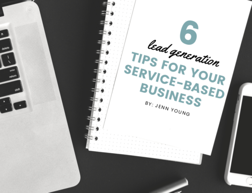 6 Lead Generation Marketing Tips for Your Service-Based Business