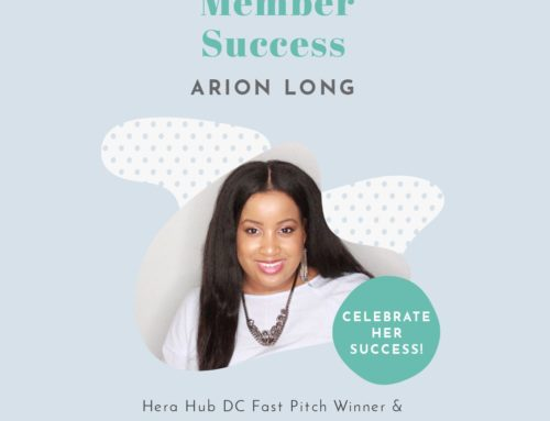 Member Success: Arion Long Wins $20,000 for Subscription Box Startup, Femly