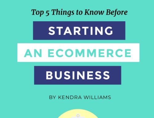 Top 5 Things to Know Before Starting an eCommerce Business