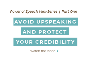 Power of Speech Mini-Series
