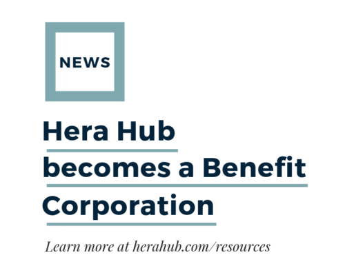 Hera Hub is a Public Benefit Corporation