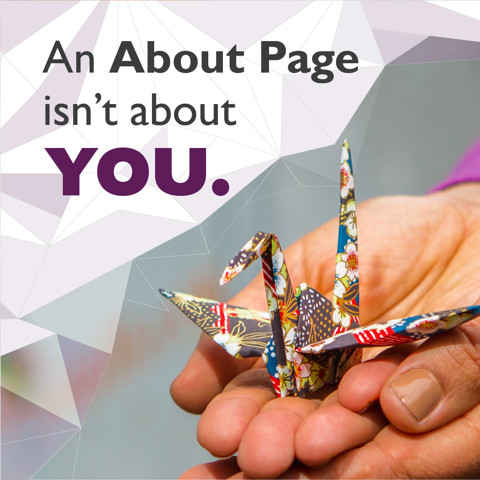 5 Simple Ways to Bring Your About Page to Life - Image 2 - Anne McColl