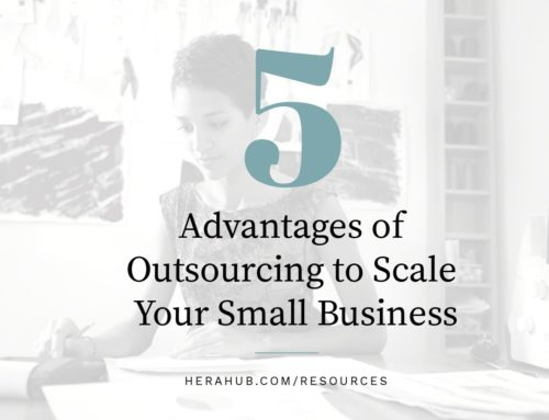 5 Advantages of Outsourcing to Help Scale Your Small Business