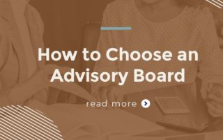 Difference between advisory board and board of directors