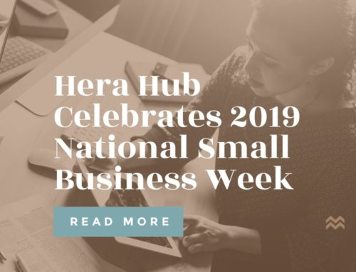 National Small Business Week 2019 – Celebration of Women-Owned Startups