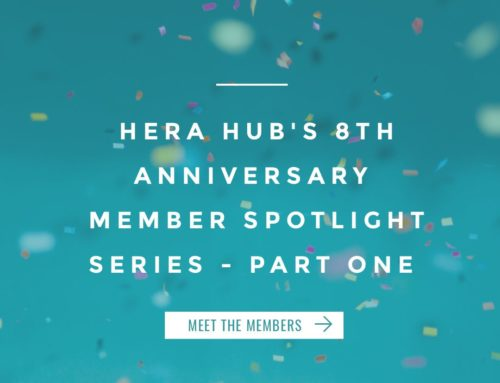 Hera Hub's 8th Anniversary — Member Spotlight Series: Part 1