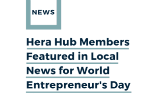 Hera Hub Members Featured World Entrepreneurs Day-2019-IG