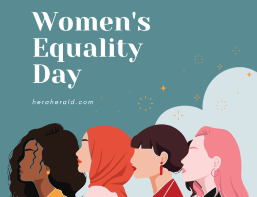 Women's Equality Day* – August 26, 2021