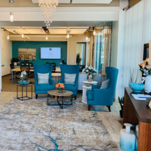 Spa-like Coworking Space in Irvine